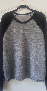 Athleta pullover gray XL